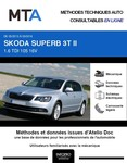 MTA Skoda Superb II 5p phase 2