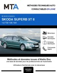 MTA Skoda Superb II  break phase 2