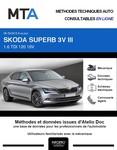MTA Skoda Superb III 5p phase 1