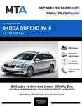 MTA Skoda Superb III break phase 1