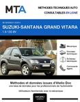 MTA Suzuki Grand Vitara II 3p phase 2