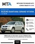 MTA Suzuki Grand Vitara II 5p phase 2