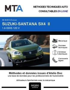 MTA Suzuki SX4 II phase 1