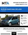 MTA Suzuki Splash