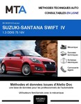 MTA Suzuki Swift III 3p