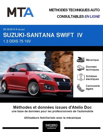 MTA Suzuki Swift III 3p