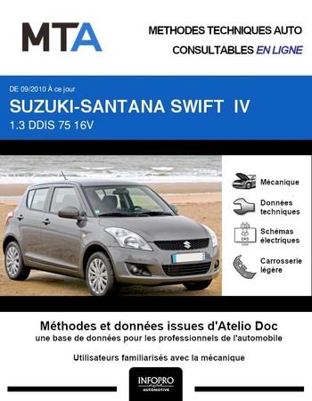 MTA Suzuki Swift III 5p