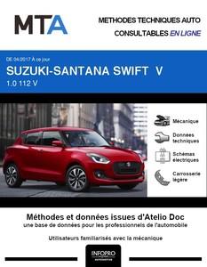 MTA Suzuki Swift IV