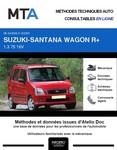 MTA Suzuki Wagon R II phase 2