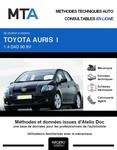 MTA Toyota Auris I 5p phase 1