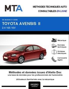 MTA Toyota Avensis II 5p phase 2