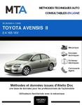MTA Toyota Avensis II  berline phase 2