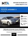 MTA Toyota Avensis II  break phase 1