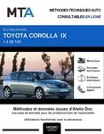 MTA Toyota Corolla IX 3p phase 1