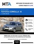 MTA Toyota Corolla IX 5p phase 2