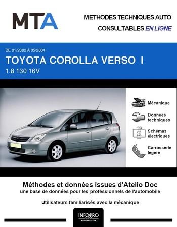 MTA Toyota Corolla Verso II