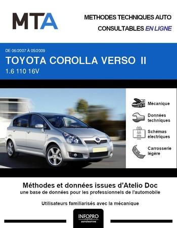 MTA Toyota Corolla Verso III phase 2