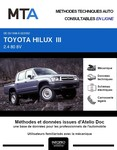 MTA Toyota Hilux VI pick-up double cabine phase 1