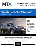 MTA Toyota Land Cruiser J150 3p