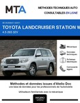 MTA Toyota Land Cruiser J200 phase 1