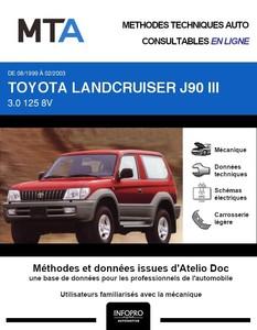 MTA Toyota Land Cruiser J90 3p