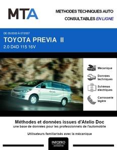 MTA Toyota Previa II