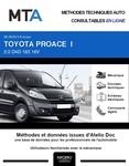 MTA Toyota ProAce I fourgon 4p