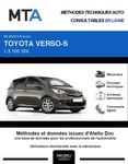 MTA Toyota Verso-S phase 2