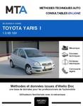 MTA Toyota Yaris I 5 portes phase 2