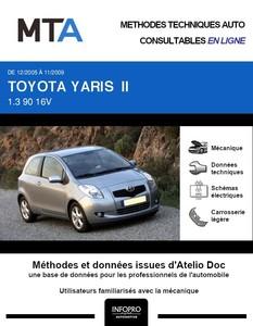 MTA Toyota Yaris II 3 portes phase 1