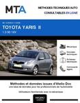 MTA Toyota Yaris II 5 portes phase 1