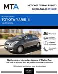 MTA Toyota Yaris II 5 portes phase 2