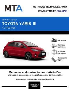MTA Toyota Yaris III 3p phase 2