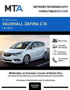 MTA Vauxhall Zafira Tourer phase 2