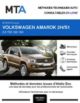 MTA Volkswagen Amarok  pick-up double cabine phase 1