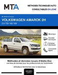 MTA Volkswagen Amarok  pick-up phase 1