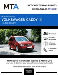 MTA Volkswagen Caddy III 5p phase 1