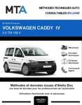 MTA Volkswagen Caddy IV 4p