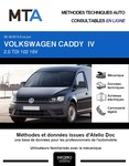 MTA Volkswagen Caddy IV fourgon 3p