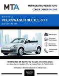 MTA Volkswagen Coccinelle III cabriolet phase 1