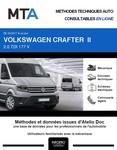 MTA Volkswagen Crafter II fourgon 4p