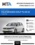 MTA Volkswagen Golf Plus phase 2