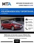 MTA Volkswagen Golf Sportsvan phase 2