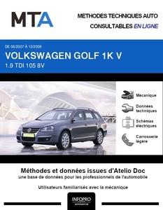 MTA Volkswagen Golf V break