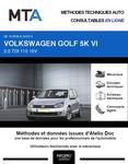 MTA Volkswagen Golf VI 3 portes