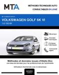 MTA Volkswagen Golf VI 5 portes