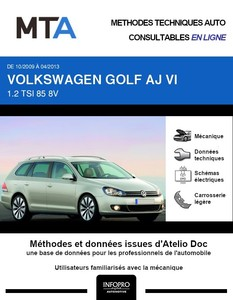 MTA Volkswagen Golf VI break
