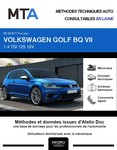 MTA Volkswagen Golf VII 3 portes phase 2