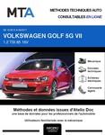 MTA Volkswagen Golf VII 3p phase 1
