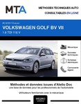 MTA Volkswagen Golf VII  break phase 2